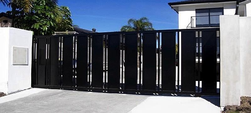 Hand Crafted Gates Aluminium Custom Design & Instalation
