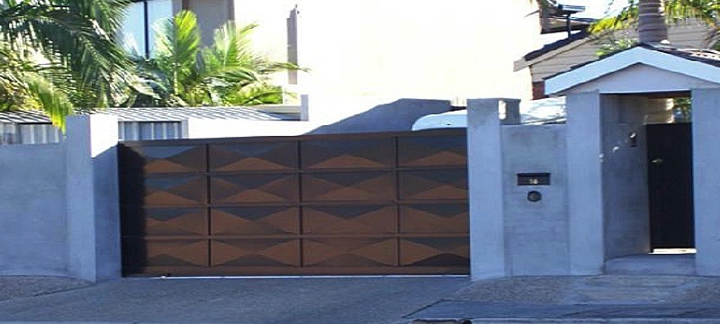 Hand Crafted Gates Aluminium Custom Design & Instalation Gold Coast